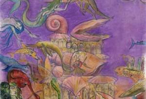 2004 - 42x57 - Pastel et encre de Chine