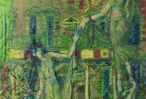 2008 - 46x61 - Huile sur toile