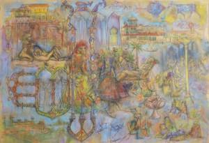 1024 – el'kalim measabachi / le Royaume Endormi