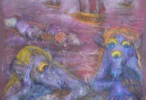 les géants des mers orientales*
