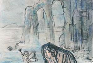 311 – Doriana dans les Baies Grises