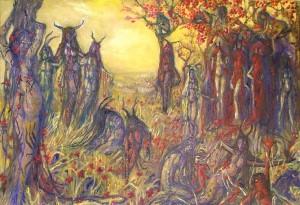 2008 - 95x65 - Huile sur toile