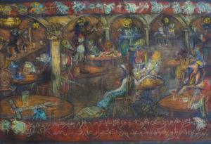 la Taverne du Soleil Levant / Agima Soxeos Magaru*