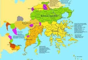 carte politique